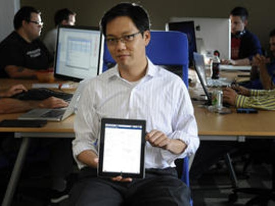 Stephen Hau, founder of Shareable Ink, moved the health tech company to Nashville from Boston in 2010 to access TNInvestco funds.