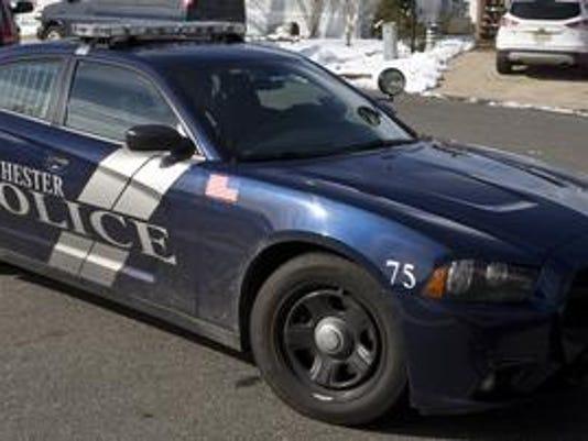 Manchester Township Police Car