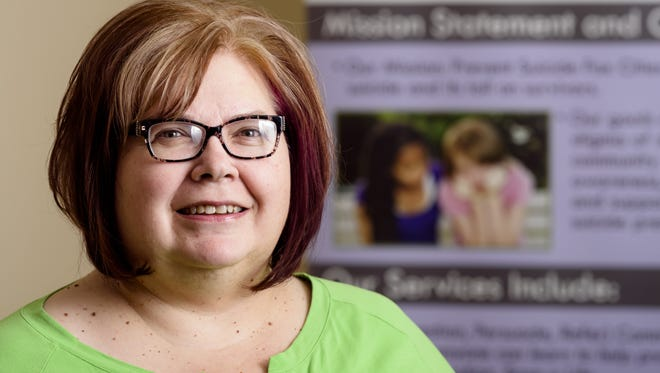 Appleton's Jeanette Potts has volunteered with Prevent Suicide Fox Cities since 2010.