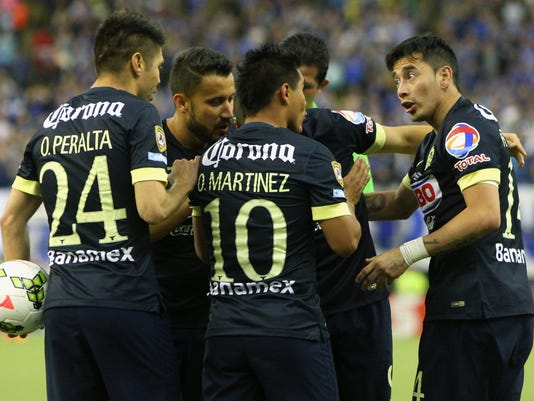 USP MLS: CONCACAF CHAMPIONS LEAGUE-CLUB AMERICA AT S SOC CAN [E