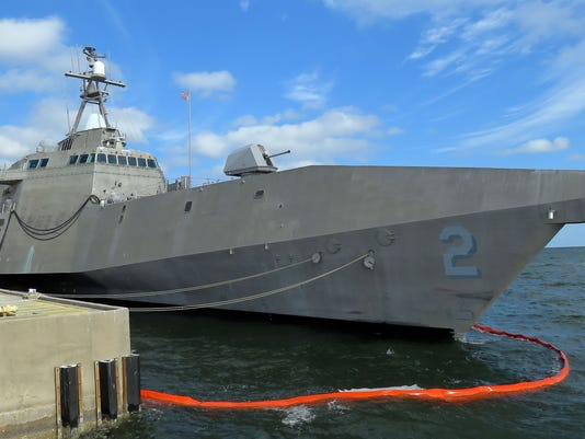 USS Independence 1