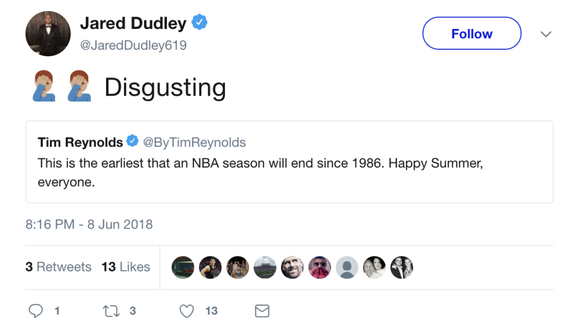 NBA players react to Warriors blowing out Cavaliers in NBA Finals Game 4