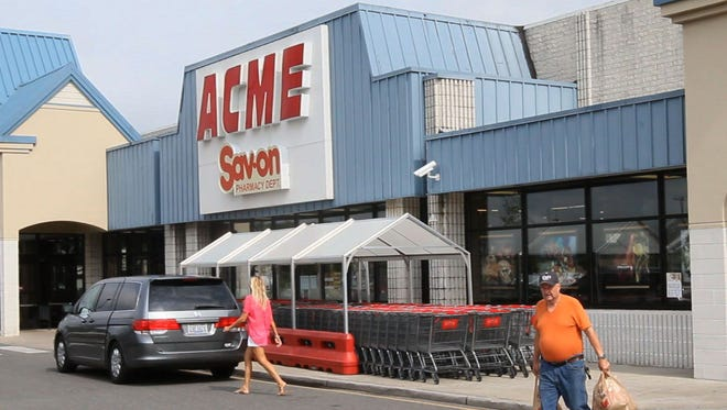 File: Acme store on Route 9 in Little Egg Harbor.