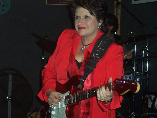 E.G. Kight returns with Her Blue South Band for a show at 9 p.m. Saturday at Bradfordville Blues Club.