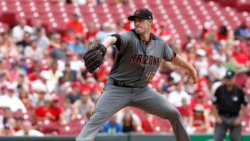 Patrick Corbin stymies Reds as Diamondbacks take series