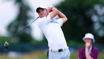 Ball State's Timothy Wiseman gets a week to remember at U.S. Open