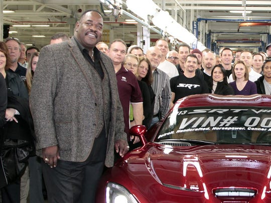 Vice President of the UAW Chrysler Department General