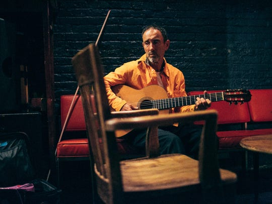 Jonathan Richman will return to the Haunt on Saturday.