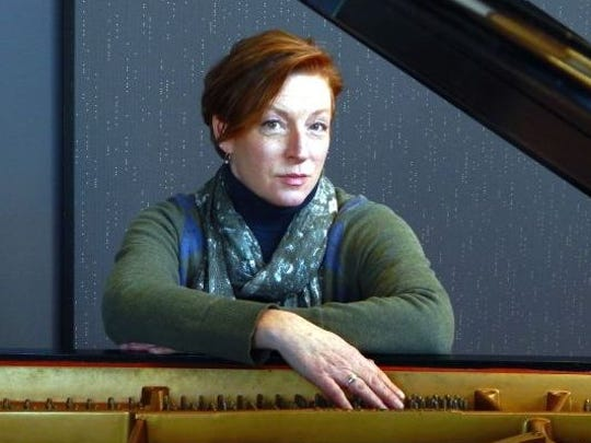 Beverly Barnes Mark will perform a piano concert March 31.