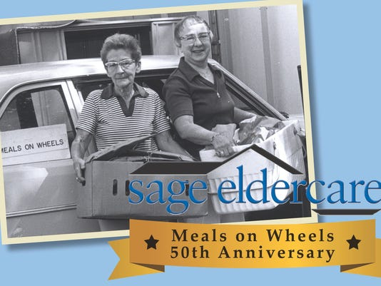 Summit: SAGE Eldercare to celebrate 50 years of Meals on Wheels PHOTO CAPTION