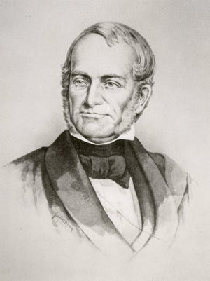 James G. Birney published  the abolitionist newspaper The Philanthropist in New Richmond, Ohio, and Cincinnati in the 1836.
