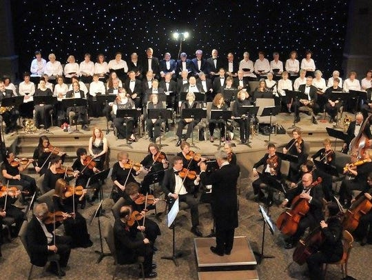 The International Symphony Orchestra and the Symphony