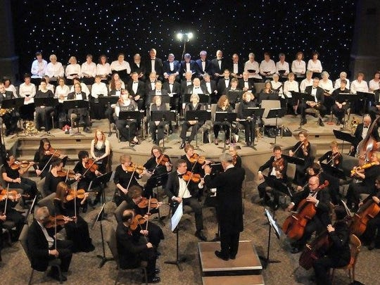 The International Symphony Orchestra and the Symphony Singers will perform a holiday concert, Christmas Greens.""