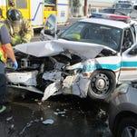 Photos: Glendale officer-involved fatal car crash