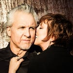 Neil Giraldo (left) and Pat Benatar will visit the Fox Cities PAC in April.