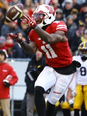 University of Wisconsin junior cornerback Nick Nelson says he doesn't pay attention to concussion studies.