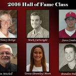 The 2016 Florida Tech Sports Hall of Fame class.