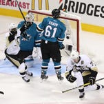 Penguins take commanding 3-1 Stanley Cup Final lead after Game 4 win over Sharks