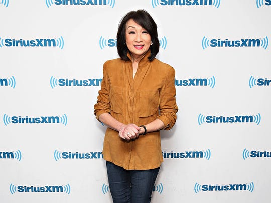 NEW YORK, NY - MAY 02:  Journalist Connie Chung visits the SiriusXM Studios on May 02, 2016 in New York, New York.  (Photo by Cindy Ord/Getty Images)