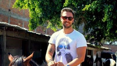 PELHAM A former town man riding a motorcycle through sections of Mexico deemed dangerous by U.S. authorities has gone missing, prompting family and friends to take to social media in hopes of finding the 32-year-old.