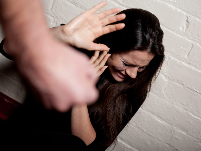 A woman is beaten or assaulted every nine seconds in
