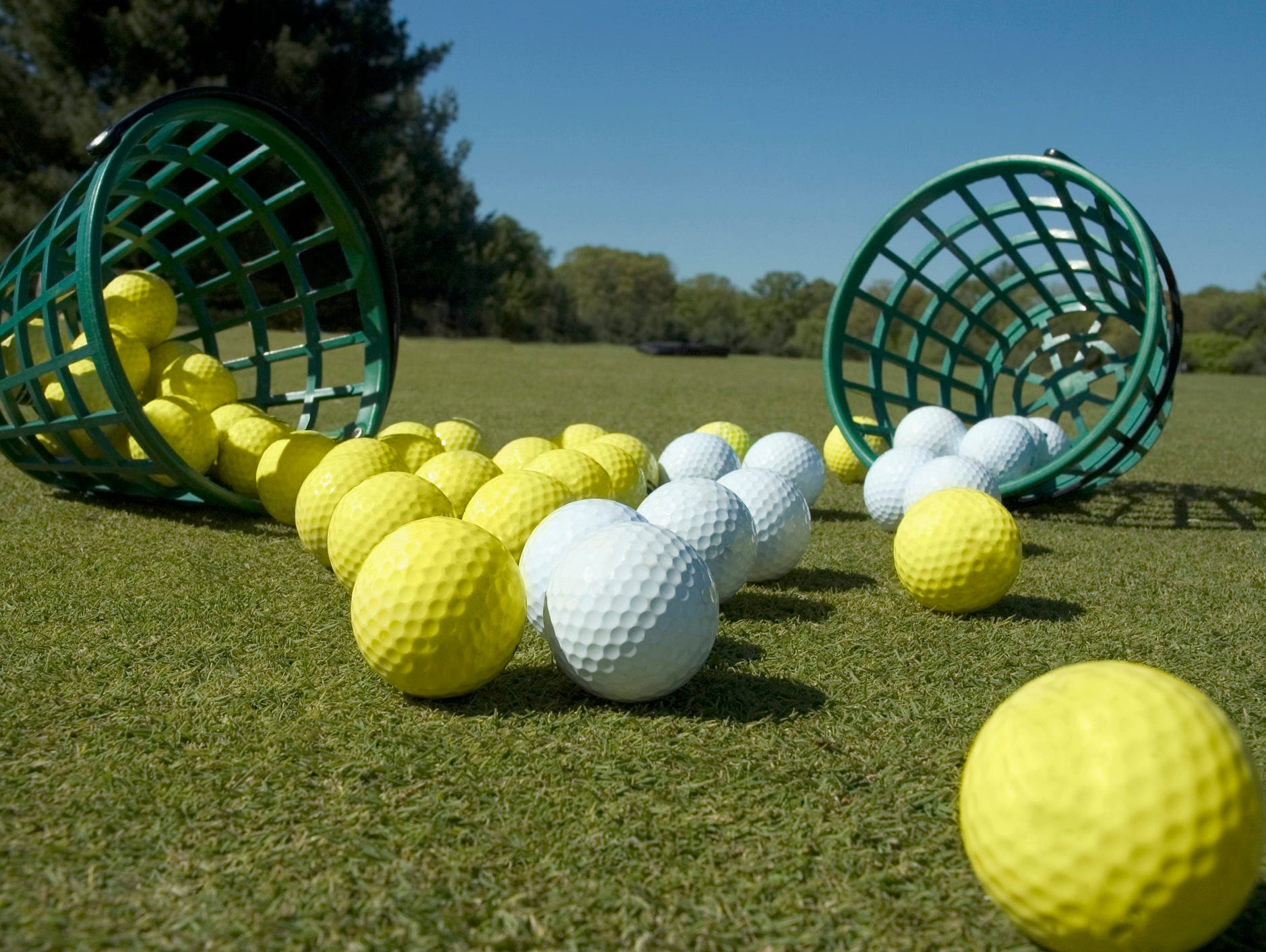 Golf World Discount Shop and Driving Range is offering Insiders a BOGO offer.