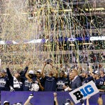 Police identify 4 in unruly Penn State victory mob