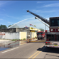 Two-alarm fire at mattress store in Tampa