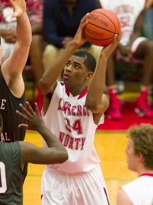 Lawrence North standout Kevin Easley, Jr. will be among the players at Purdue's Elite Camp on Saturday.