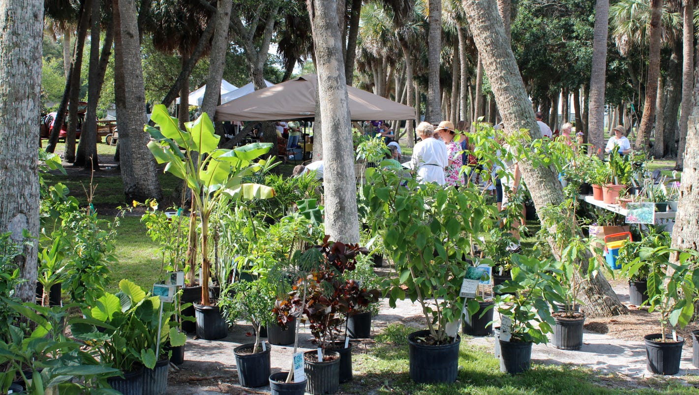 Garden Club of Fort Pierce hosting Plants in the Park April 28