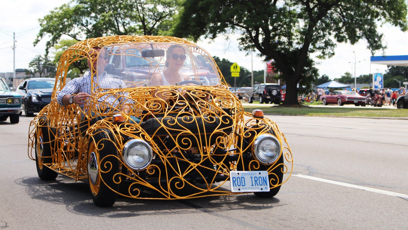Weirdest and wackiest of the Dream Cruise