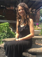 Sierra Nuckols is a junior at Hanover College. She has started a community food project in Indianapolis.