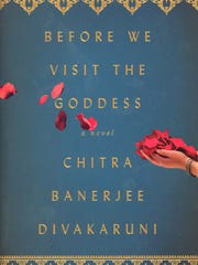 """Before We Visit the Goddess"" by Chitra Banerjee Divakaruni."