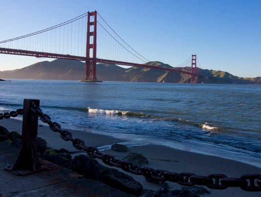 The perfect San Francisco trip