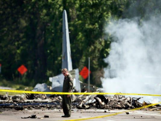 Puerto Rico plane crash in Ga.