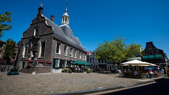 Old Schiedam