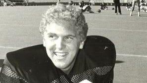 Chuck Long's late bootleg against Michigan State kept Iowa unbeaten in 1985.