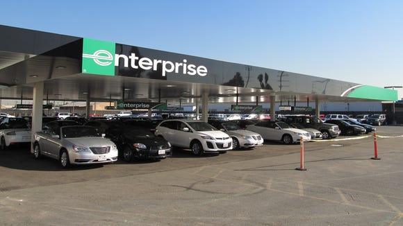 Enterprise launched LaunchPad, which streamlines the