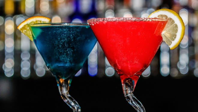 Wisconsin exceeds the national average in the number of binge drinks consumed per year.