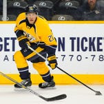 Predators' health factors into Roy, Stalberg moves
