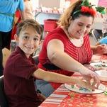 Photos: Santa's Workshop, Mackle Park, 2017