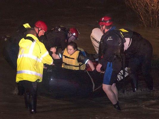 Texas Storms Record Rain