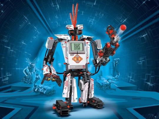 Lego Mindstorms EV3 is an advanced robotics kit that lets kids build five different robots out of the box.