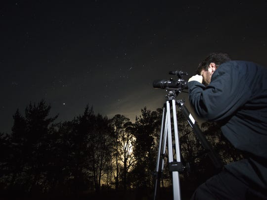 With national parks and forests all around Asheville, there are plenty of opportunities for stargazing, with or without the pros.