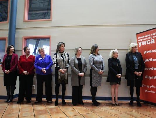 Y Women in Careers Honorees