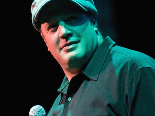 Comedian and actor Kevin James will perform at UPAC in Kingston April 29.
