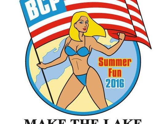 The Byram Cove Party group released a new slogan for the summer.