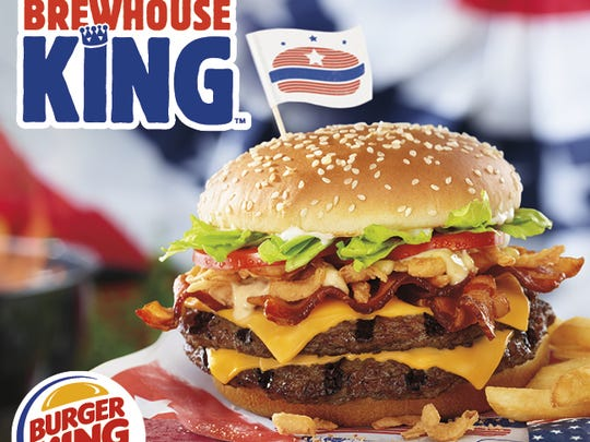 Burger King collaborates with Budweiser