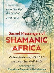 """Sacred Messengers of Shamanic Africa"""
