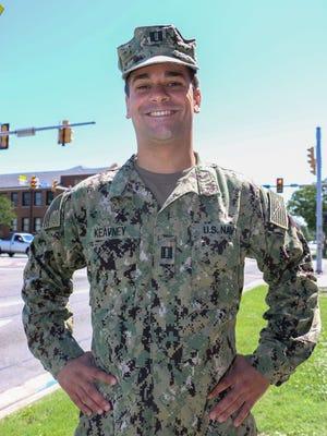 Lt. Robert Keavney